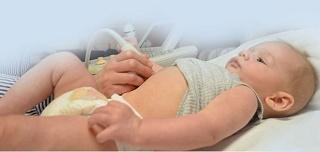 УЗИ брюшной полости у детей как проводится