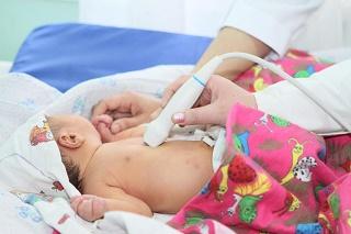 Ультразвуковое исследование сердца ребенку
