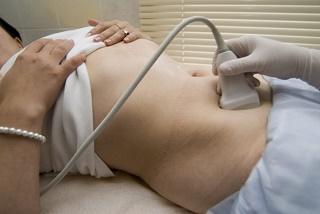 Трансабдоминальное УЗИ малого таза у женщин как проводится